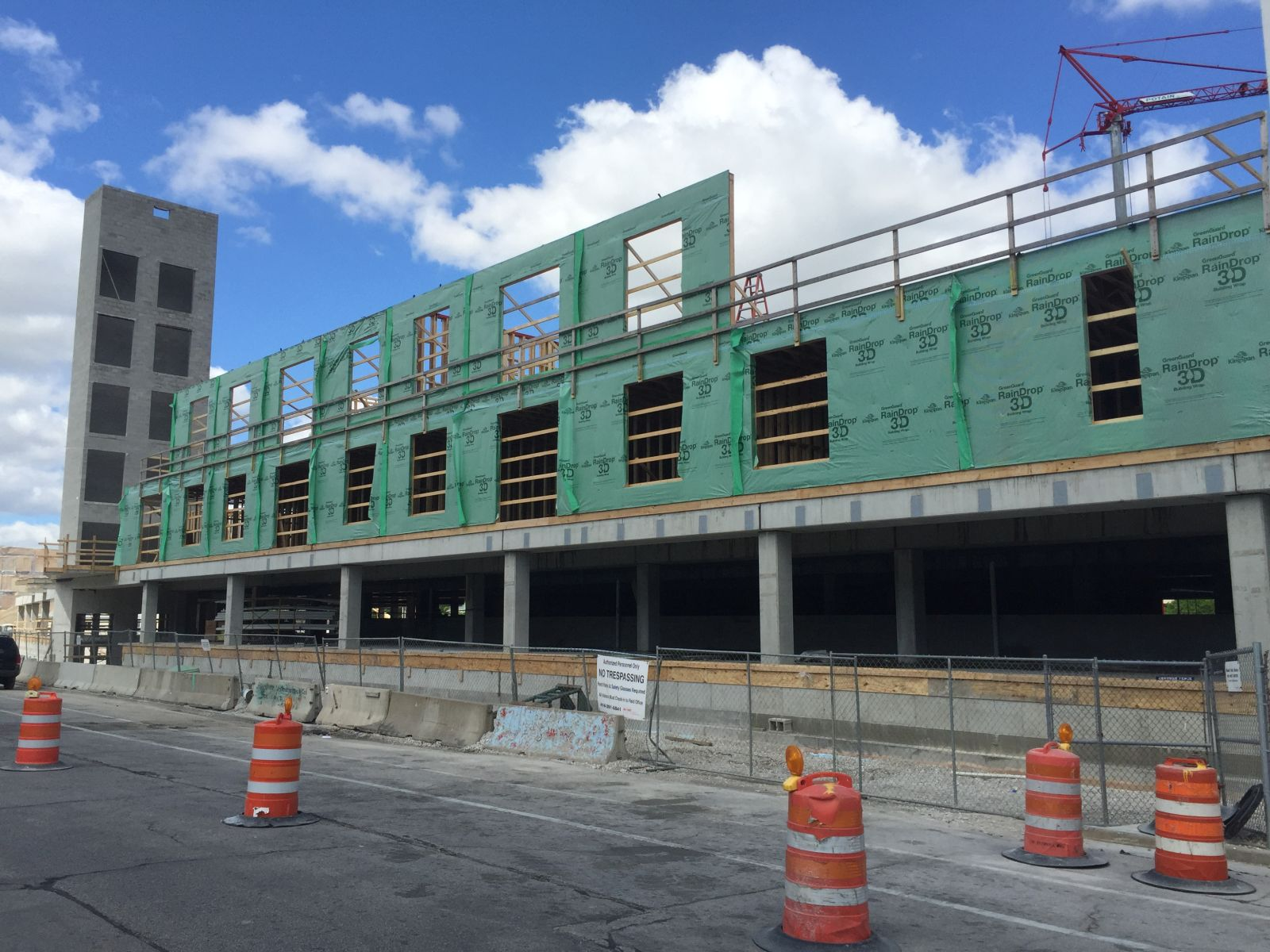 Phase Four Construction