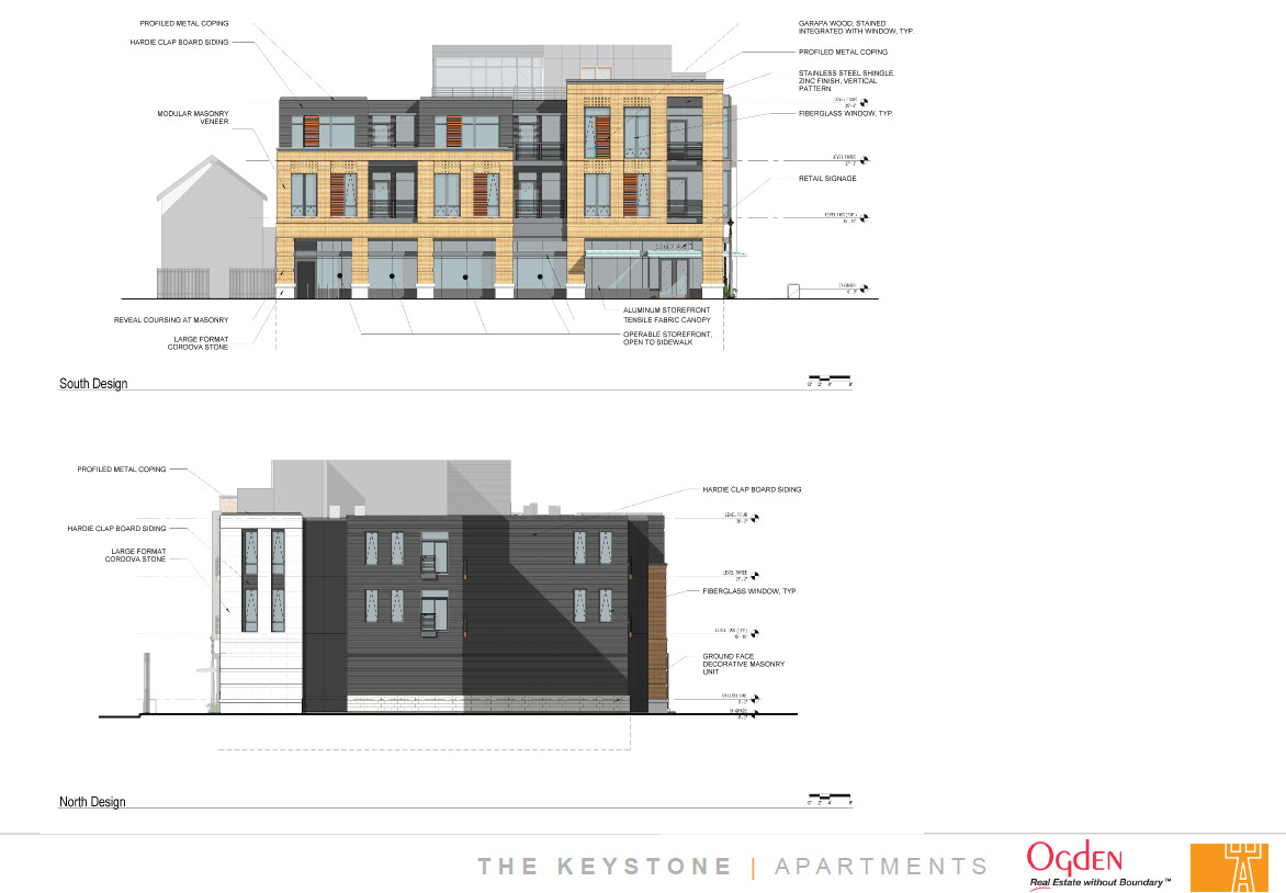 The Keystone Apartments Design