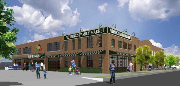 Planned Nehring Family Market