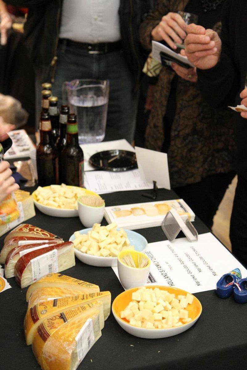Glorioso\'s Italian Market Cheese & Beer Tasting