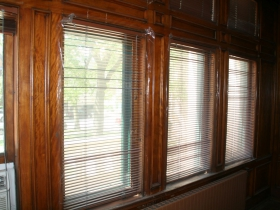 Goll House Windows