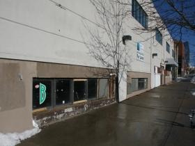 Former Prospect Mall