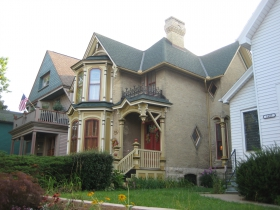 Rev. Jeske Home