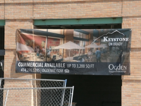Keystone on Brady Construction