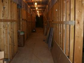 Construction Hallway