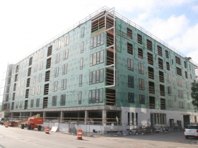 The North End Construction