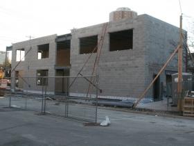 Qdoba Construction