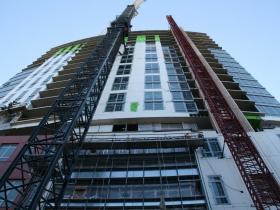 Saint John's on the Lake North Tower Construction