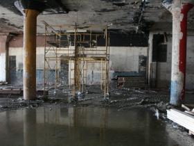 Prospect Mall Construction