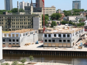 River House Construction