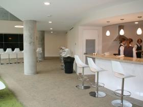 Inside Aperture Apartments
