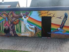 Growing Power Mural
