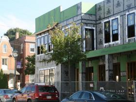 Three Leaf Brady Street Project