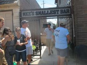 Milwaukee's Smallest Bar