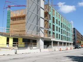 The North End - Phase IV Construction