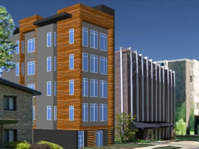 1851 N. Cambridge Ave. Rendering