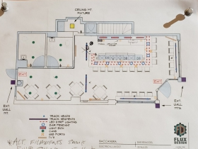 Baccanera Floor Plan