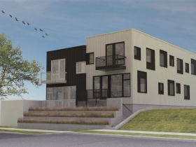 2208-2210 N. Newhall St. Rendering