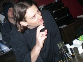 Kieran Rowe at the Eastsider