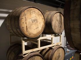 Urban Milwaukee Members enjoy a tour of Good City Brewing.