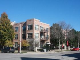 Another e. Ogden Avenue structure