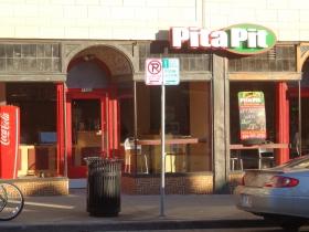 Pita Pita opening on Farwell Ave.