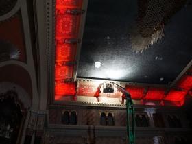 Oriental Theatre - Ceiling Restoration