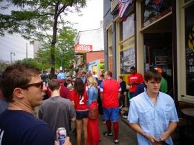 Pre-Crowd Brady St.