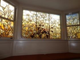 Wonderful windows.