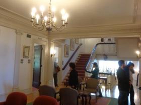 Second floor.