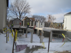 Progress is being made on Sage on Jackson.