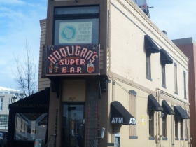 Hooligan's. Photo by Audrey Jean Poston.