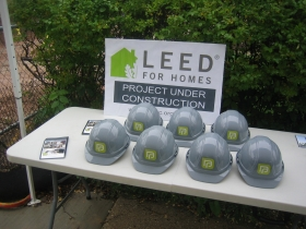 LEED for Homes.