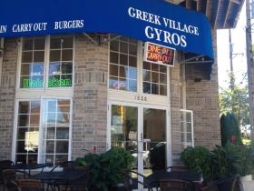 Greek Village Gyros
