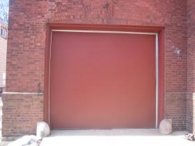Mrs. Mariner's Private Garage