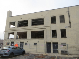 Demolition of the Farwell & Royall Building.