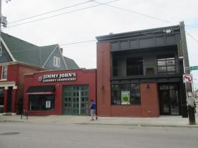 Qdoba on Brady Street