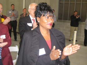 Sharon Robinson, Director of the City of Milwaukee Department of Administration.