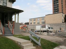 1809 N. Cambridge Ave. Construction
