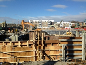 Friday Photos: North End III is Rising
