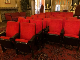 Available Seats at the Oriental Theatre