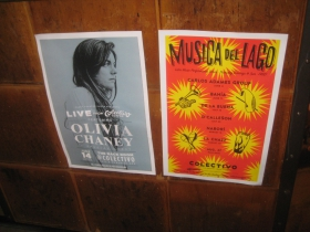 Olivia Chaney is scheduled to perform at Live from Colectivo Coffee.