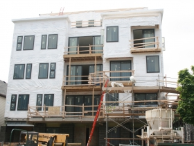 Soon new residents will be moving into SAGE on Jackson.