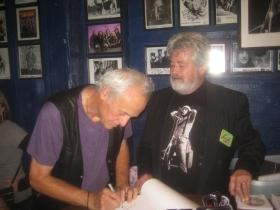 Bob Reitman and Bob Cavallo