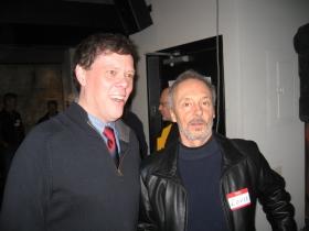 Robert Kraig and Louis Fortis