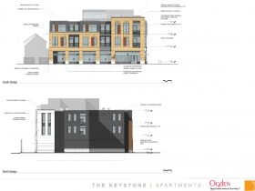 The Keystone Apartments Design