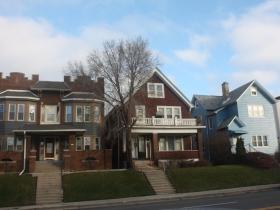 N. Van Buren residences