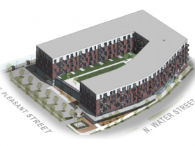 North End Phase III Rendering