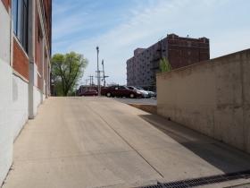 2135 N. Prospect Ave. Parking Lot