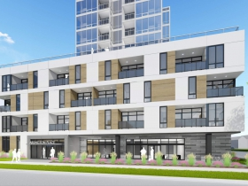 Rendering of 1632 N. Franklin Pl.
